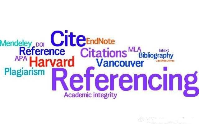 哈佛引用格式