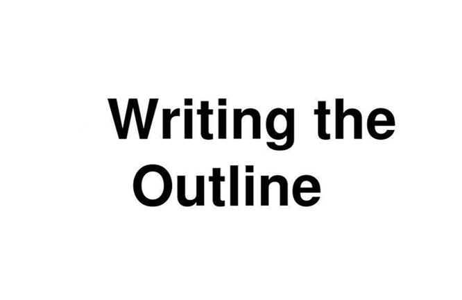 Outline怎么写?