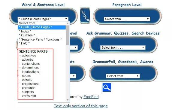 在线英语语法检查工具使用方法