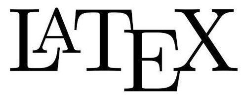 latex的logo