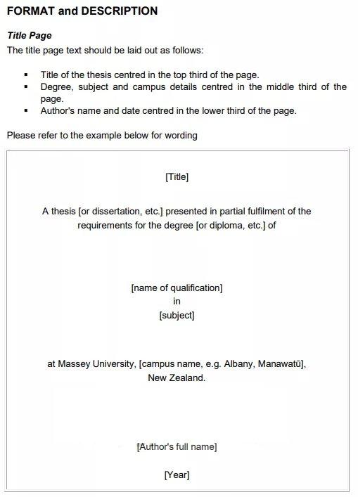 UCL Dissertation封面要求