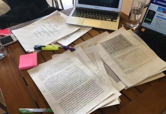 留学作业写作错误之Run-on Sentence