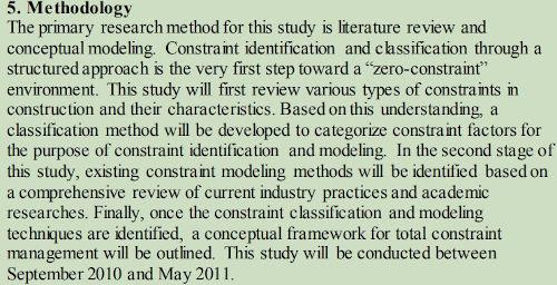 Research Proposal范文研究方法部分