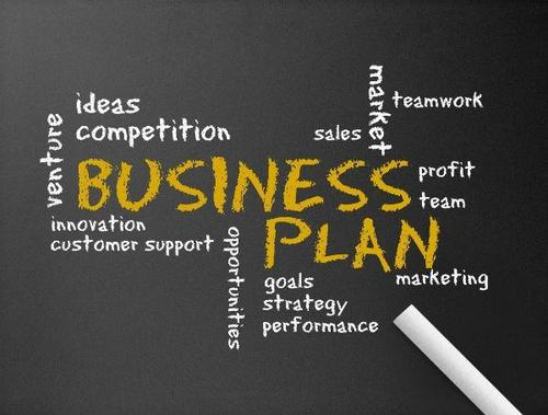 business plan模板和范例