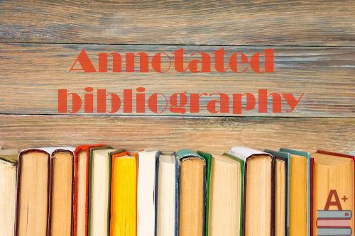 Annotated Bibliography写作类型及范文