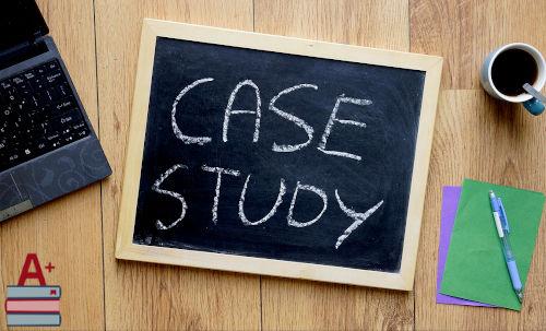 CASE STUDY写作