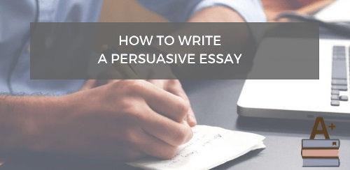 Persuasive Essay怎么写