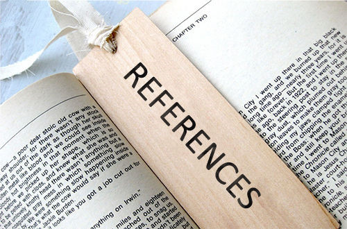 参考文献REFERENCE格式的要求