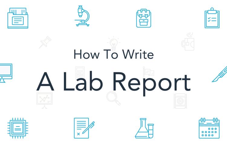 Lab Report怎么写?