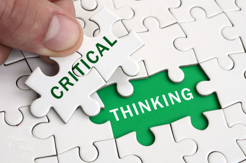 CRITICAL THINKING批判性思维到底是什么?