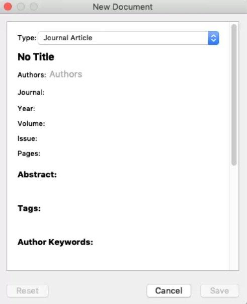 新条目信息编辑框