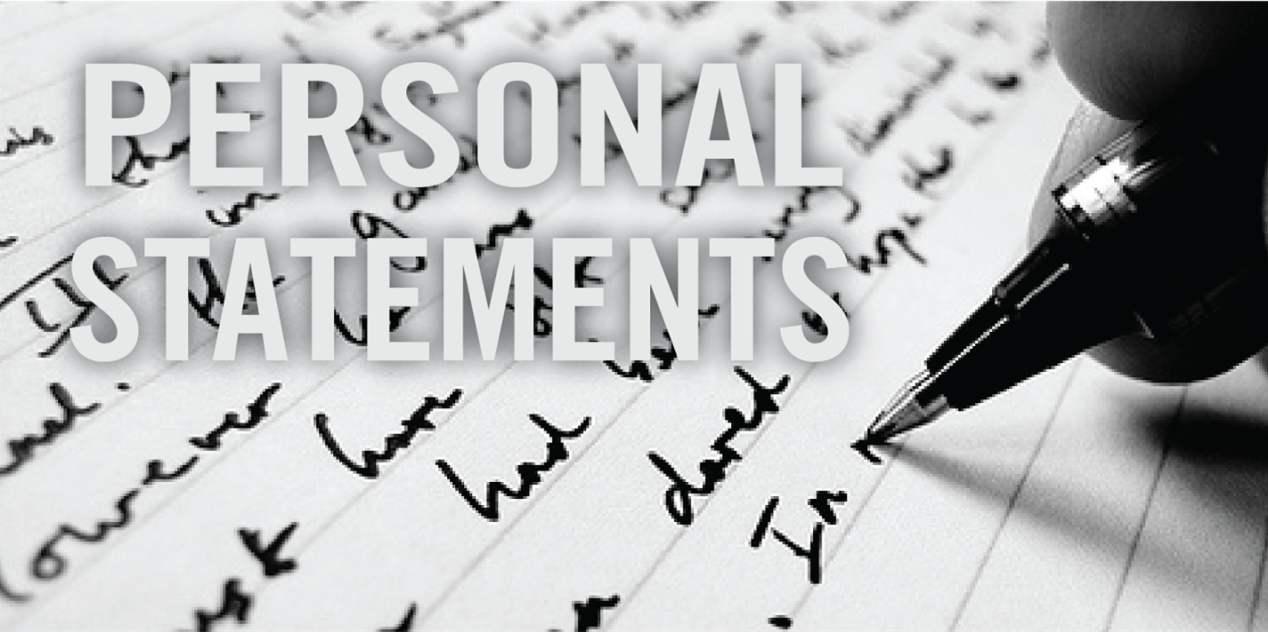 常见personal statement开头写作方法