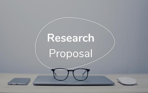 没有研究背景如何写Research Proposal?