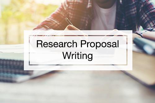 Research Proposal格式的基本要求