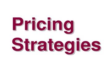 什么是定价策略(Pricing Strategy)?