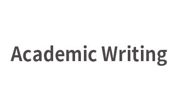 Academic Writing基本原则