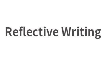 Reflective Writing是什么