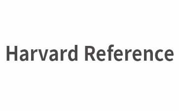 哈佛格式(Harvard Reference)