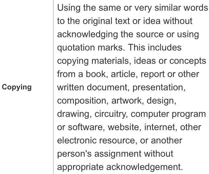 Copying(复制、效仿)