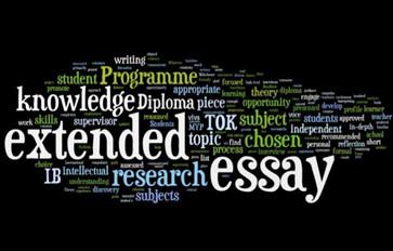 IB Extended Essay写作攻略