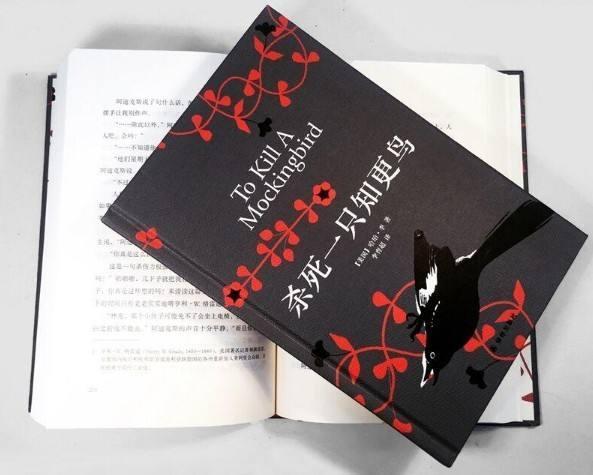 《杀死一只知更鸟》书本