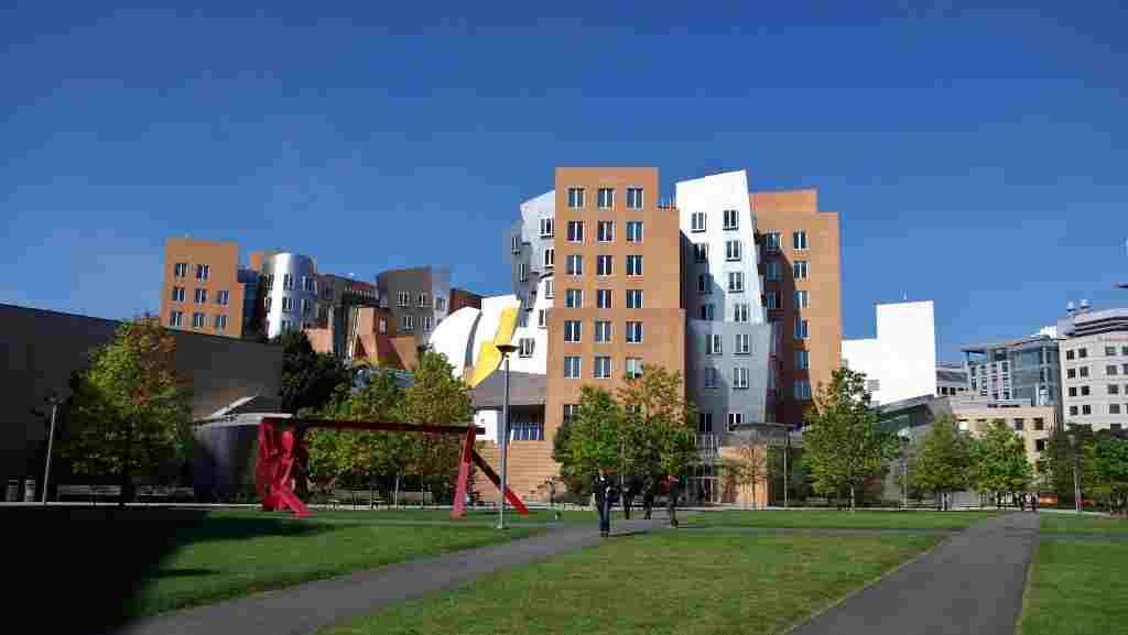 MIT大学教学楼