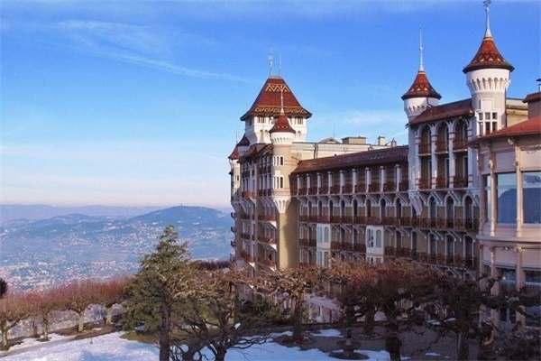 SHMS瑞士酒店管理学院校园