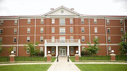 莫瑞州立大学校园