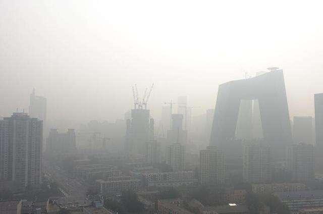 北京空气污染
