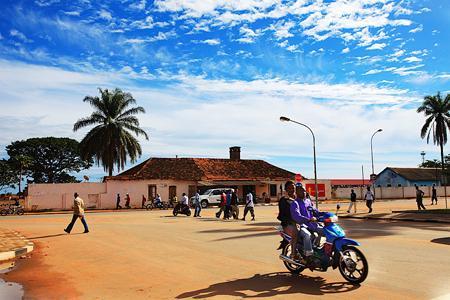 安哥拉市场