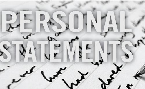 个人陈述Personal Statement代写范文